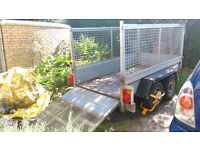 Indispension Cage Trailer £995