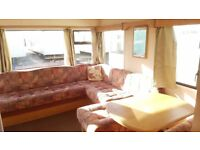 'ONLY £7995' REDUCED CHEAP STATIC CARAVAN 'SITE FEES INCLUDED' NORTH SHORE HOLIDAY PARK SKEGNESS