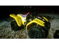 Lem 50cc quad, sell, swap bike