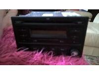 Seat Alhambra car radio, cd player