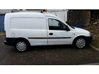 2006 Vauxhall Comboedit 1.3 CDTi 16v 2000 Panel Van 3dr @07445775115@