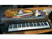 PC music keyboard