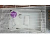 Ferplast small animal cage (Guineapigs, hamster, rabbit etc)