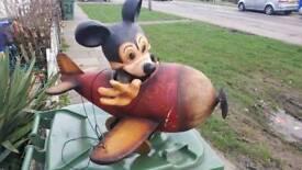 Vintage micky mouse.