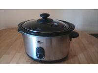 Breville 4.5 litre slow cooker