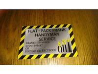 Flat-pack Frank Handyman service