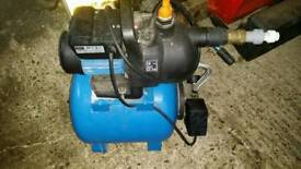 Water pump / compressor