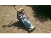 Hayter Envoy Electric lawnmower