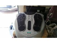 OTO BRANDED FOOT MASSAGE ( NO POWER ) SPARES OR REPAIRS