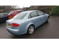 Audi a4 b7 tfsi quattro petrol 2.0 || 2 litre 4wd auto awd petrol automatic SE SALOON