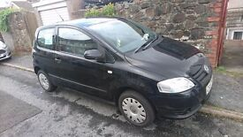 great small car. VW FOX 1.4