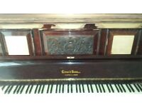 Piano free to collect