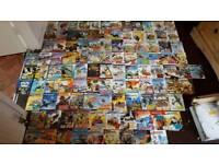 214 Commando Comic books!