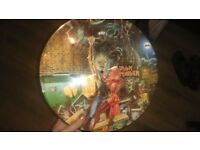 Bring Your Daughter picture disc and 2 vinyl discs