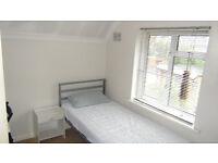 Double Room for rent overlooking rear garden in 4 Bed in Uxbridge near Brunel & Stockley Park