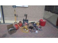 Flooring tools and accessories