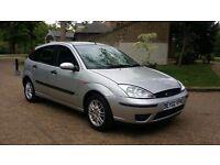 Ford focus 2002 auto 1.6