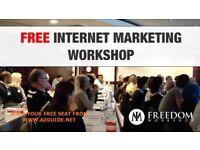 GLASGOW FREE INTERNET MARKETING WORKSHOP
