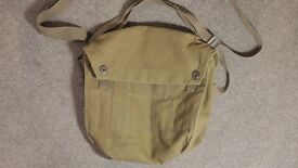 Authentic Finnish Army Gas Mask Bag