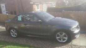 BMW 120d. 95500k miles. MOT till June 17. £5300 ONO