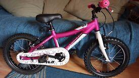 """Adventure Bike 16"""" Girls"""