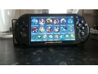 psp style games console