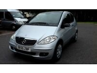 2006 MERCEDES A CLASS A150 MANUAL FULL SERVICE HISTORY LOW MILEAGE