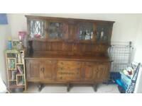 Webber Oak dresser