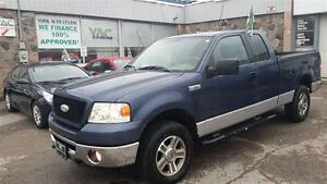 2006 Ford F-150 XLT 4x4 Ext Cab