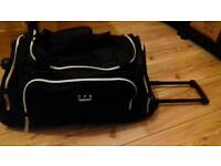 Hairdressing bag and accessories
