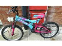 19 inch girl bike