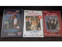 Two pints 1-6 dvds