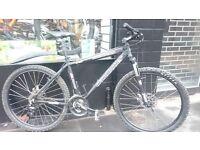 "Claude Butler 27 speed Mountain Bike = 18"" Frame"