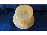 Hat for that special occasion -wedding, ascot, christening