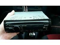 Sony XPLOD Radio CD Stereo sub
