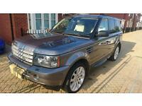 Range Rover Sport HSE tdv8 3.6 57 plate