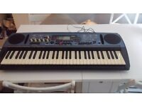Yamaha DJX Keyboard - PSR-D1 - With Original Manual