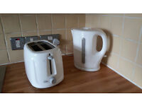 Kettle & Toaster 2 slices
