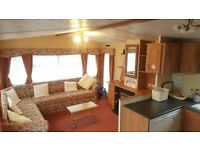 Lovely Pre loved holiday home for sale on Devon Bay Park. With sea views & 2017 site fees included
