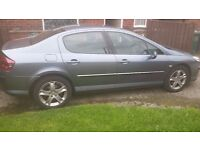 Peugot 407 2.0 Hdi SE 4dr **Great Condition** 12 Months MOT
