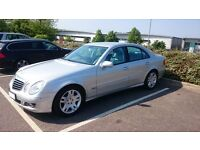 Mercedes E320 CDI, low mileage, loaded, serviced, very good condition
