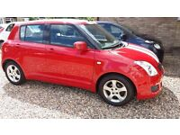 Suzuki Swift GL Very low mileage and Very good condition