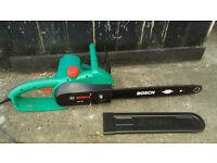 Bosch AKE40S 240V Electric Chainsaw