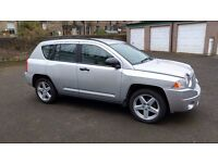 Jeep Compass 2.4 Limited Automatic 2009 4WD Tow Bar