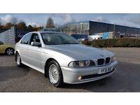 2001 (51 REG) BMW 5 SERIES 2.2 520i SE 4d for 795 Mot'd til 23/12/2016 & 3 Months Warranty