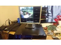 Inspire Blue 16 Channel DVR for CCTV 960H 2 TB HDD