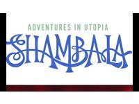 1 x shamabala ticket for sale £220