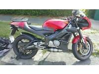 Aprilia tuono 125 t2 full power