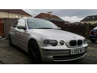 bmw 325i compact £1400 ovno may swap / part ex my way