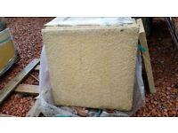Bradstone Buff Textured Paving Slab (L)450mm (W)450mm £2.50 each. Blackwood.